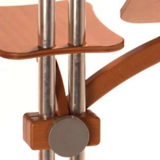 knob ergonmmic furniture laptop stand