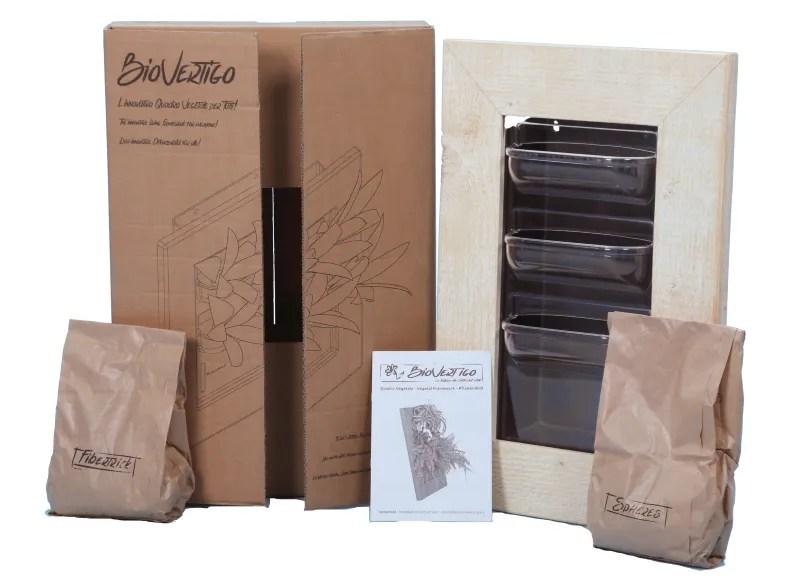 wall planters kit