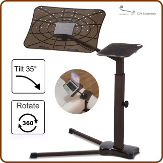 Il supporto ergonomico per notebook, tablet, laptop, e-book reader