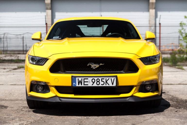 TEST: Ford Mustang GT – bliżej marzeń TEST: Ford Mustang GT – bliżej marzeń 1