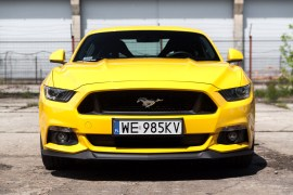 TEST: Ford Mustang GT – bliżej marzeń TEST: Ford Mustang GT – bliżej marzeń 9