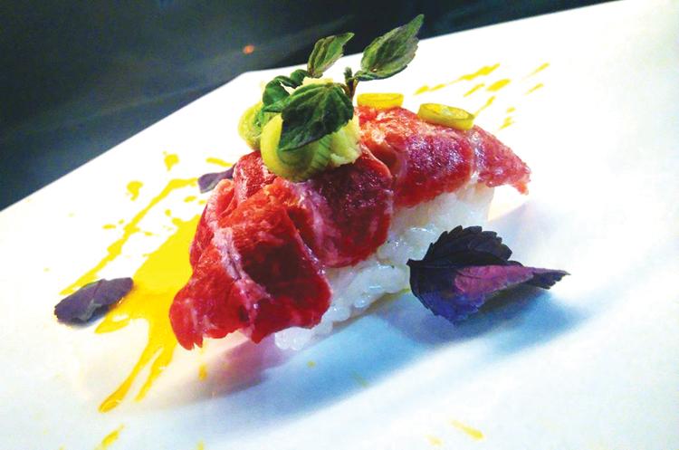 O sushi Osushi, słów parę 1