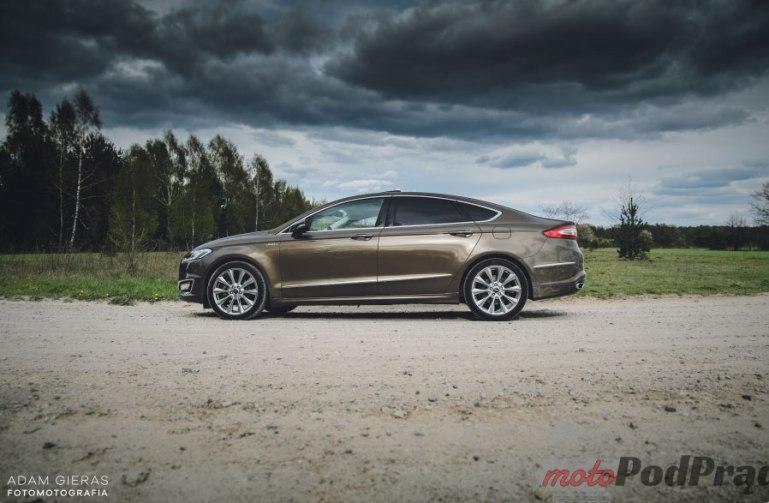 Ford Test: Ford Mondeo Vignale 2.0 TDCi 210 KM - premium? 1