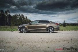 Ford Test: Ford Mondeo Vignale 2.0 TDCi 210 KM - premium? 13
