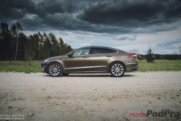 Ford Test: Ford Mondeo Vignale 2.0 TDCi 210 KM - premium? 6