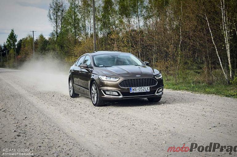 Ford Test: Ford Mondeo Vignale 2.0 TDCi 210 KM - premium? 2