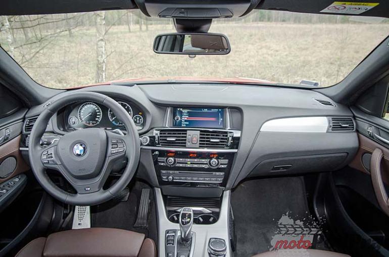 BMW X4 Test BMW X4 35d xDrive - ciężki dozaszufladkowania 4