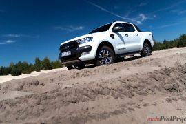 Ford Ranger Test: Ford Ranger Wildtrak - zmienia perspektywę świata 8