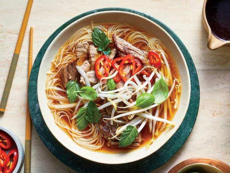 Zupa Pho Chay Zupa Pho Chay - tradycyjna wietnamska 1