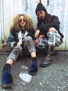 moda lat 90. Alfabet młodości - takwyglądała moda wlatach 90. 3