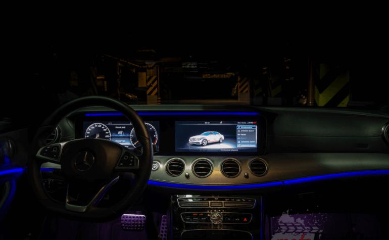 Mercedes Benz E220d 9G Testujemy: Mercedes Benz E220d 9G - Tronic 3