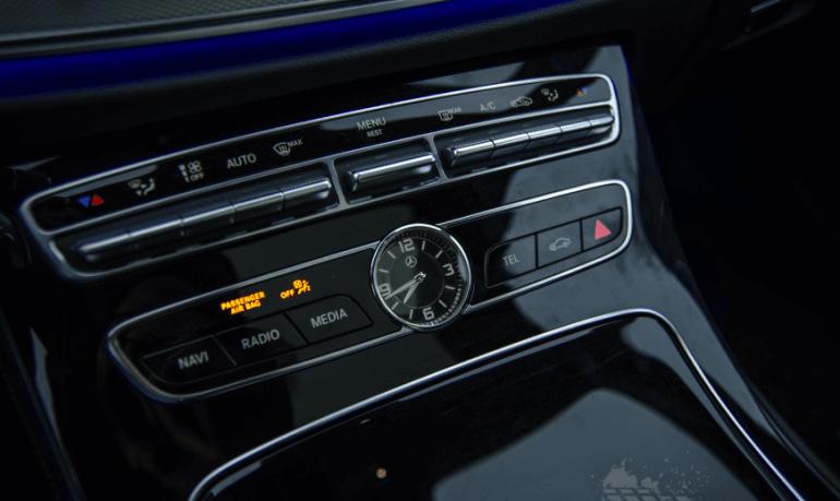 Mercedes Benz E220d 9G Testujemy: Mercedes Benz E220d 9G - Tronic 2