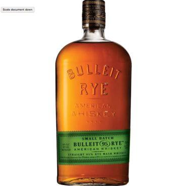 Zieleń to kolor nadziei, czyli Bulleit Rye Whiskey
