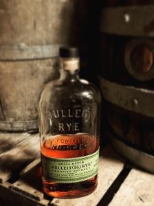 Zieleń tokolor nadziei Zieleń tokolor nadziei, czyli Bulleit Rye Whiskey 1