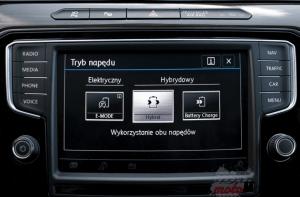 Test: Volkswagen Passat GTE. Kwestie wizerunkowe Test: Volkswagen Passat GTE. Kwestie wizerunkowe 5