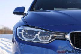 Test BMW 330xi. Nie z wieszaka