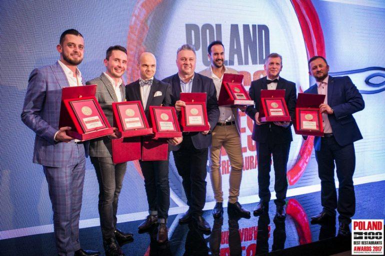 Znamy 100 Najlepszych Restauracji w Polsce!