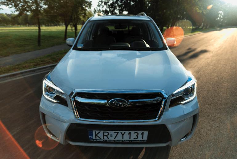 Subaru Forester XT - powrót boksera
