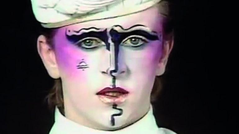 Bowiego Bowie, brokat isyntezatory 2