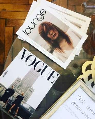 Vogue Polska problem z Pałacem w tle