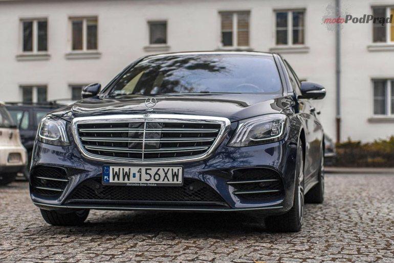 Mercedes S560L 4Matic - szczyt szczytów? Mercedes S560L 4Matic - szczyt szczytów? 1