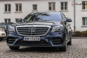 Mercedes S560L 4Matic - szczyt szczytów? Mercedes S560L 4Matic - szczyt szczytów? 5