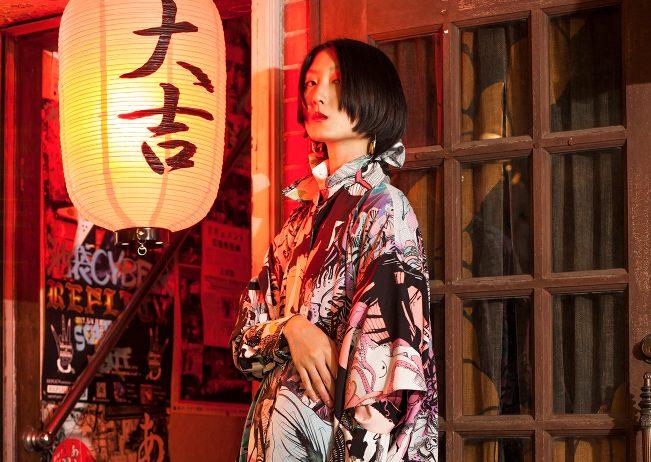 Joanna Hawrot x Japonia