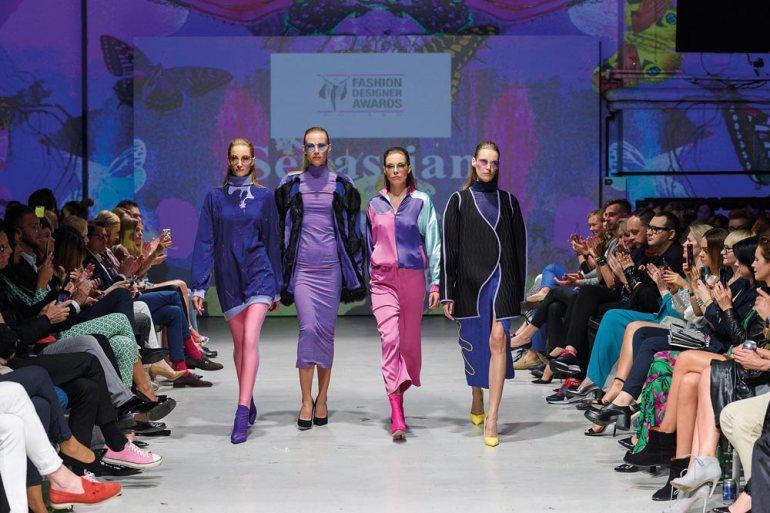 Kolekcja zgłębin oceanu - znamy zwycięzcę Fashion Designer Awards! Kolekcja zgłębin oceanu - znamy zwycięzcę Fashion Designer Awards! 2