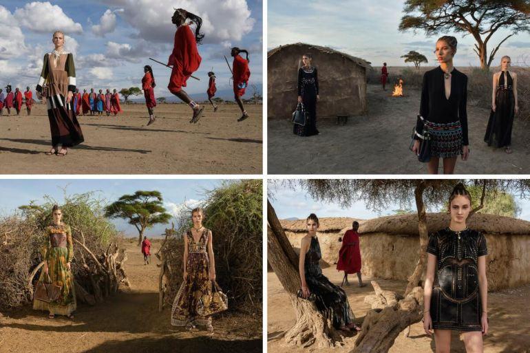 Projektanci mody złodziejami kultury?! Chanel Projektanci mody złodziejami kultury?! Największe wpadki czołowych projektantów 1