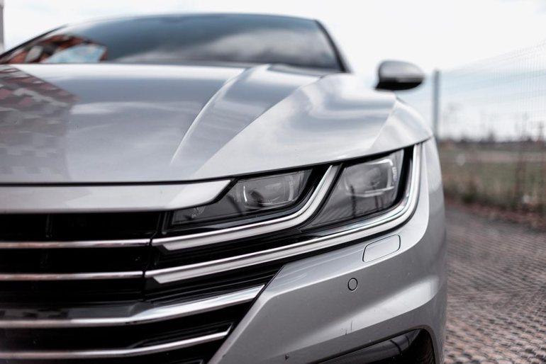 Volkswagen Arteon - nibs postaremu Volkswagen Arteon - niby postaremu, alejednak lepiej! [test] 2