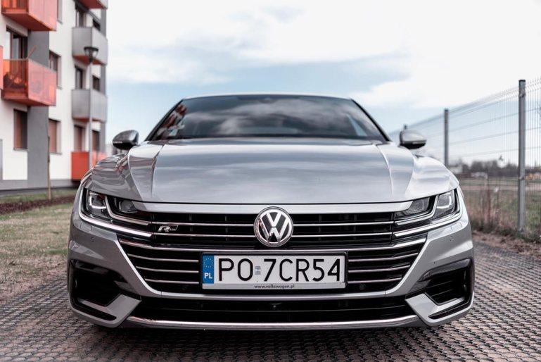 Volkswagen Arteon - nibs po staremu Volkswagen Arteon - niby po staremu, ale jednak lepiej! [test] 1