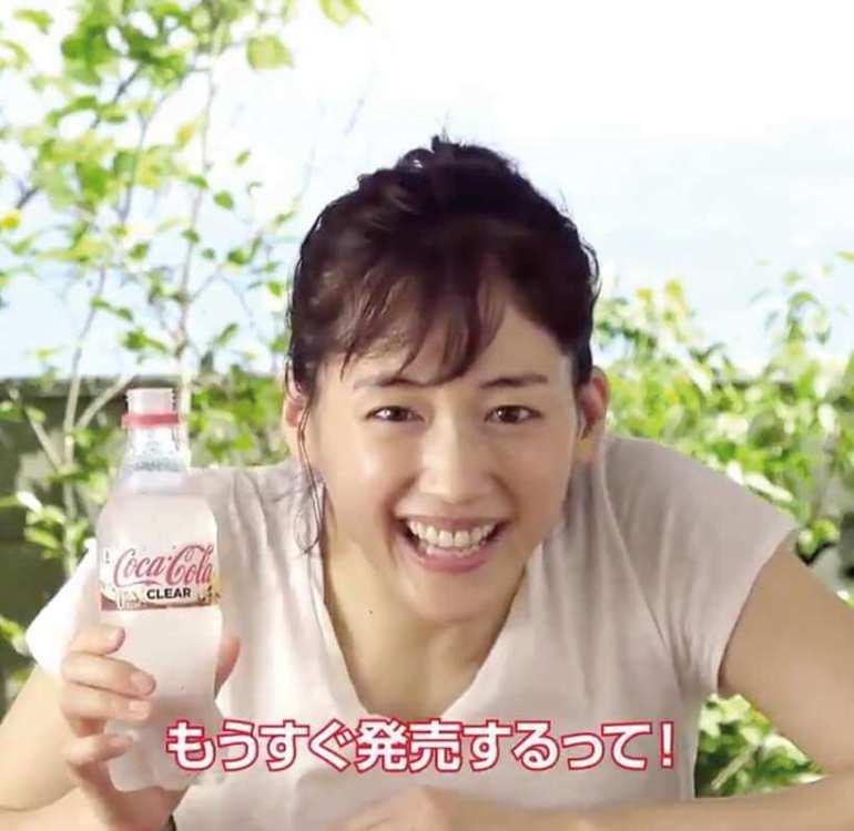 Powstała bezbarwna Coca Cola! Powstała bezbarwna Coca Cola! 1