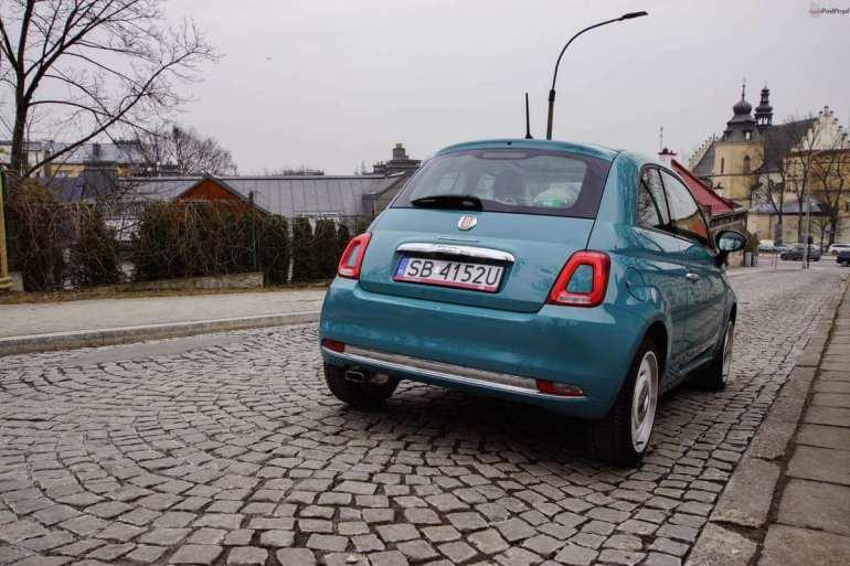 Fiata 500 - czytakie auto pasuje domężczyzny? Fiat 500 - czytakie auto pasuje domężczyzny? 2