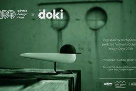 Premiera DOKI na Gdynia Design Days 2018!