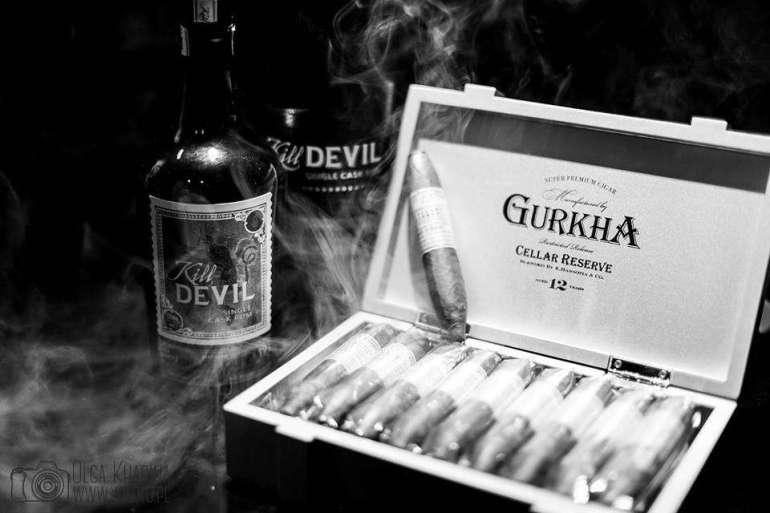 The Last Port - doskonały rum i cygara