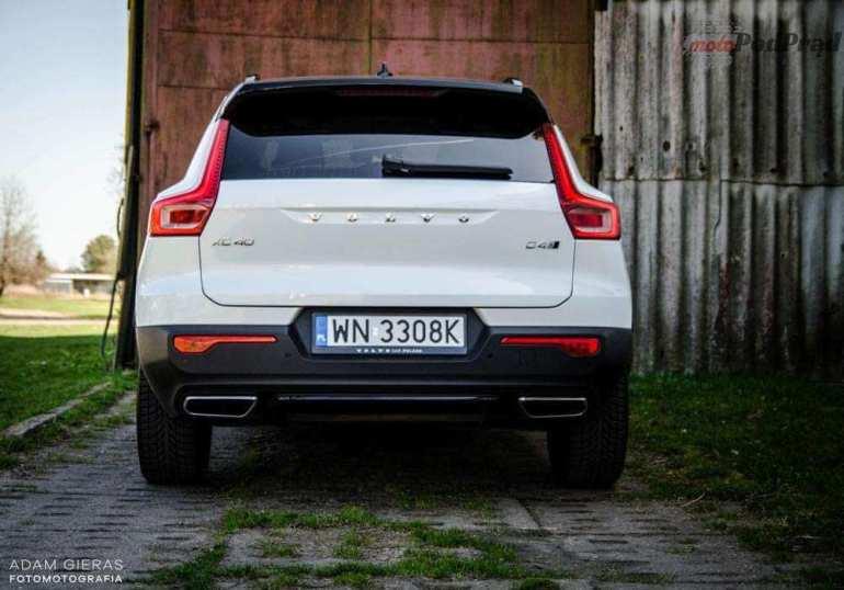Volvo XC40 - dla lubiących się wyróżniać [test] Volvo XC40 - dla lubiących się wyróżniać [test] 1