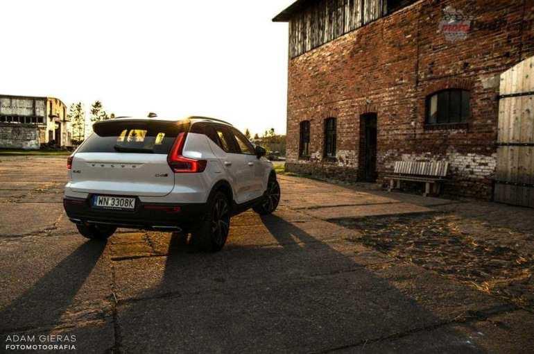 Volvo XC40 - dla lubiących się wyróżniać [test] Volvo XC40 - dla lubiących się wyróżniać [test] 7