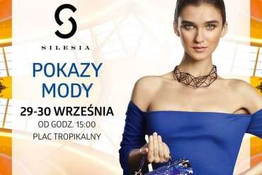 Pokazy Mody w Silesia City Center już wkrótce!!