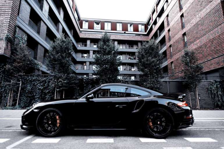 5 minut z ... Porsche 911 Turbo S