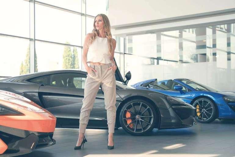 McLaren Sport Series - Feeria barw idźwięków McLaren Sport Series - Feeria barw idźwięków 1