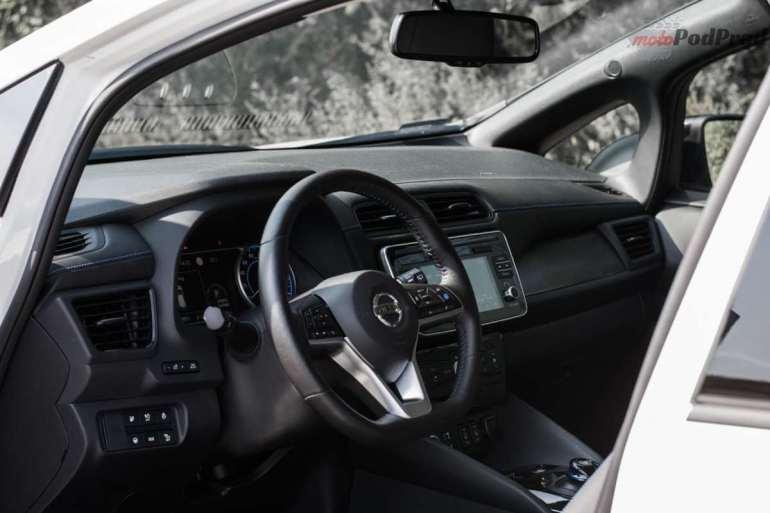 Nissan Leaf Tekna - poprostu samochód? [test] Nissan Leaf Tekna - poprostu samochód? [test] 4