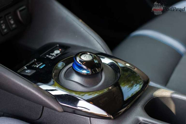 Nissan Leaf Tekna - poprostu samochód? [test] Nissan Leaf Tekna - poprostu samochód? [test] 5