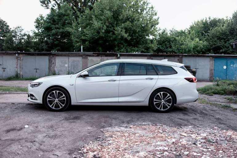Opel Insignia Sport Tourer - ideally naurlop [test] Opel Insignia Sport Tourer - ideally naurlop [test] 3