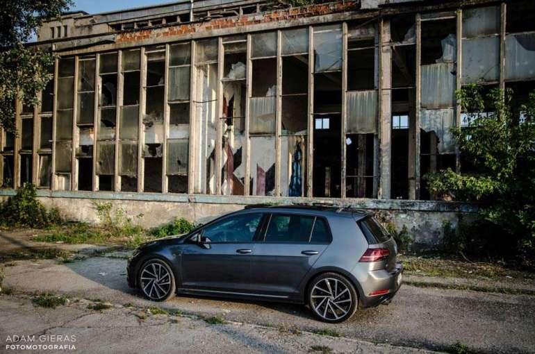Volkswagen Golf R 310 4Motion - czytoma sens? [test] Volkswagen Golf R 310 4Motion - czytoma sens? [test] 5