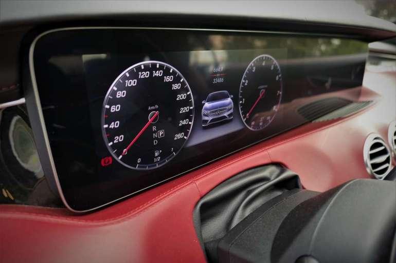 Mercedes S560 Coupe Mercedes S560 Coupe - osiągi, elegancja, prestiż. 5