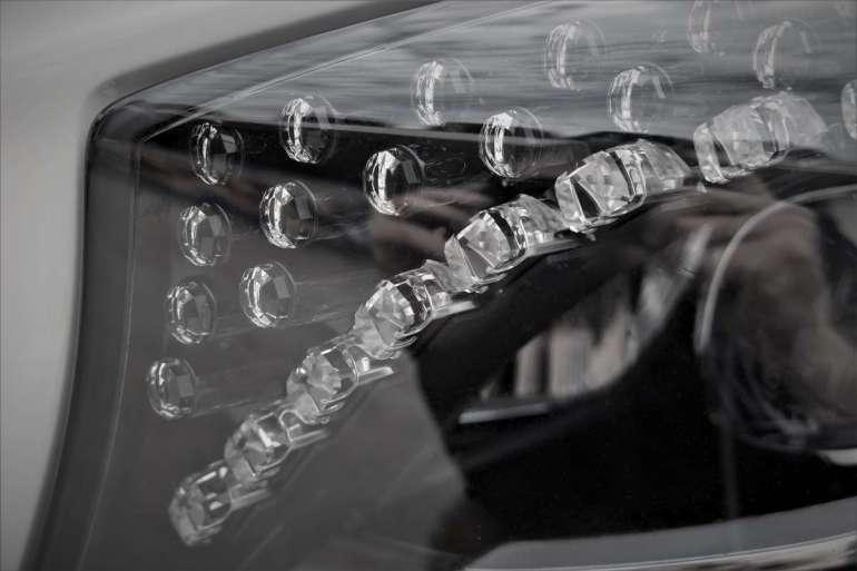 Mercedes S560 Coupe Mercedes S560 Coupe - osiągi, elegancja, prestiż. 8