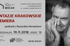 Fantazje krakowskie Ryszarda Horowitza - wernisaż wystawy Fantazje krakowskie Ryszarda Horowitza - wernisaż wystawy 7