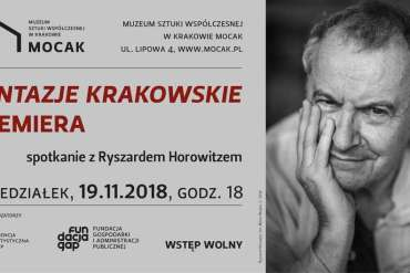 Fantazje krakowskie Ryszarda Horowitza - wernisaż wystawy Fantazje krakowskie Ryszarda Horowitza - wernisaż wystawy 6