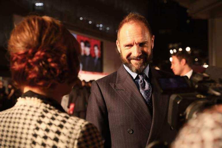 """Ralph Fiennes: """"Unia Europejska wydobywa z nas to Ralph Fiennes: """"Unia Europejska wydobywa z nas to, co najlepsze"""" [wywiad] 1"""