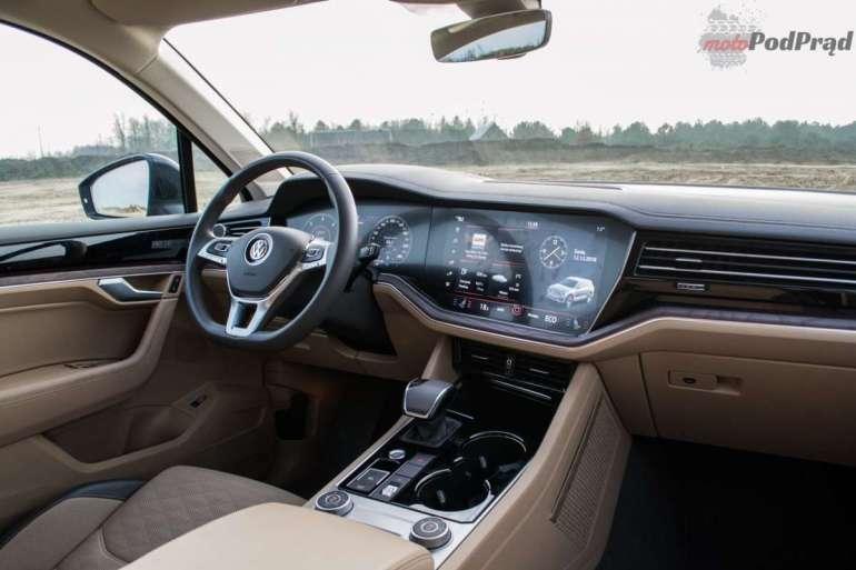 Volkswagen Touareg R-Line 3.0 TDI – technologia ponad wszystko Volkswagen Touareg R-Line 3.0 TDI – technologia ponad wszystko 2